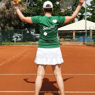 Tennis: in D1 nel ricordo di Serena