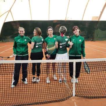 Tennis: bi-campioni regionali!