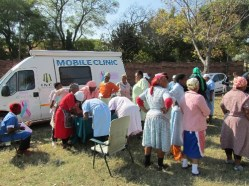 CANSA Mobile Unit at Central Gauteng 01