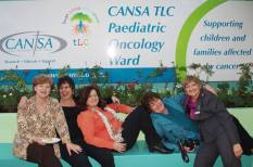 CANSA Paediatric Oncology Ward - Polokwane 12