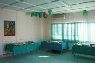 CANSA Paediatric Oncology Ward - Polokwane 32