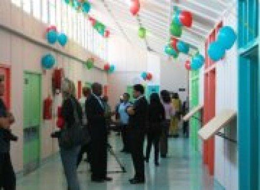 CANSA Paediatric Oncology Ward - Polokwane 39