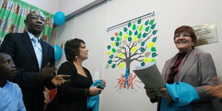CANSA Paediatric Oncology Ward - Polokwane 17