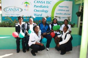 CANSA Paediatric Oncology Ward - Polokwane 02