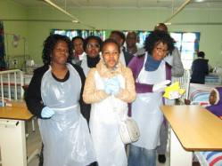 Kids from CANSA TLC Ward were blessed by people of Polokwane 01