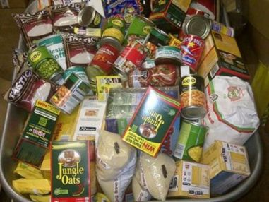 Food Donations post
