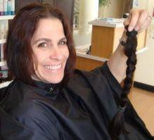 Hair Donation 2 gal