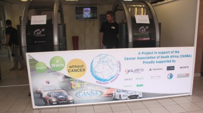 GamingForCancer at Spoor and Fisher 27 March 2015 07