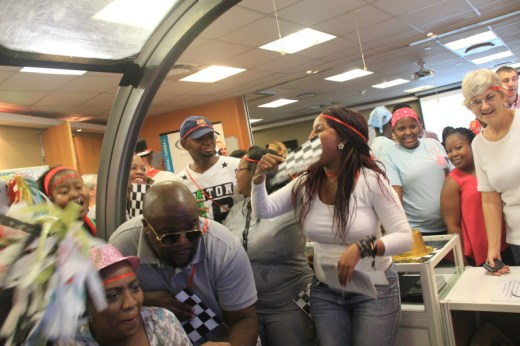 GamingForCancer at Spoor and Fisher 27 March 2015 17