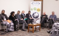 Panel discussion at CANSA Research in Action Conference