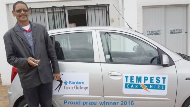 Tempest Win a car for a year competition 20151013 HANDOVER 06