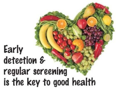 Early detection & regular screening