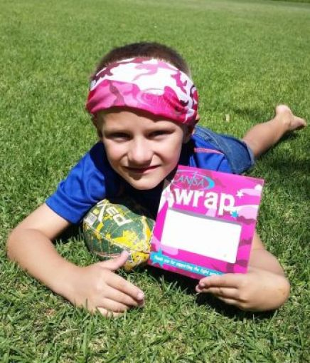 Pink CANSA Wraps