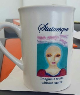 Statuesque mugs for CANSA 02