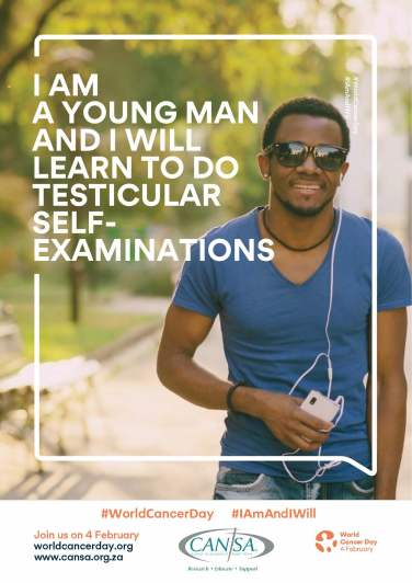 09 CANSA WCD Young man testicular