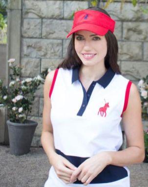 Tara Blocked Golfer