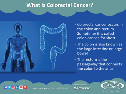 CANSA Colorectal Cancer Awareness Support 2021 05