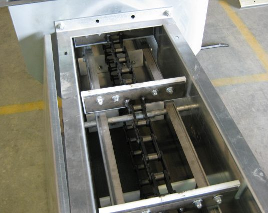 Sorting Laundry Tables Stainless Steel