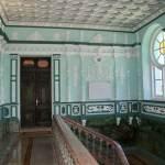 escalera entrada museo del indiano colombres