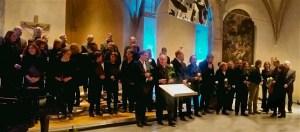 "Konzertprojekt ""Die Himmel der Erde"", Konzert 5.11.16, Kunst-Station St. Peter Köln"
