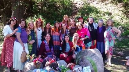 """Retiro """"Renace la Mujer Sagrada""""- Capilla del Monte, ARgentina"""