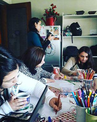 """Encuentro """"Lectura y sanación memorias uterinas"""" Centro Aguamarina, Rancagua"""