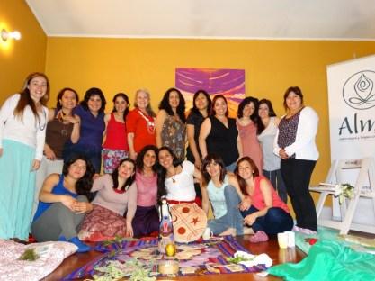 Círculo de mujeres, Coyhaique