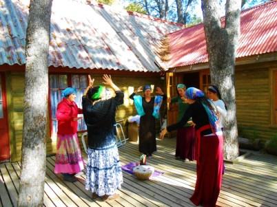"""Retiro """"Renace la mujer sagrada""""- Vilches, Región del Maule"""
