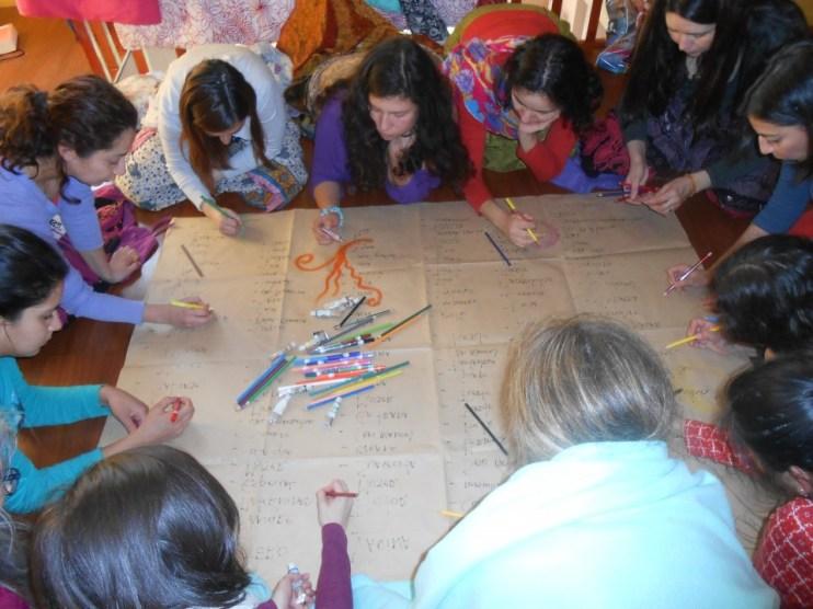 Seminario Sanación Femenina, Coyhaique