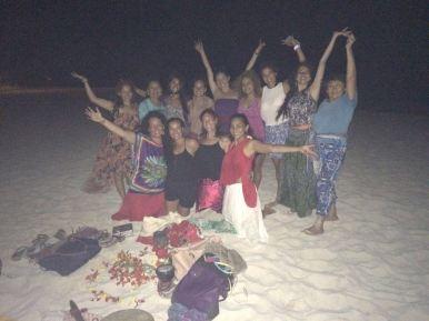 Círculo de sanación de la sexualidad ancestral, Playa del Carmen- México
