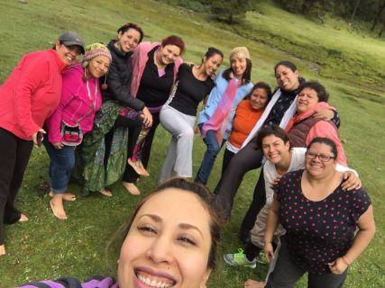 Training en Sanación Femenina, Iztaccihuatl- México
