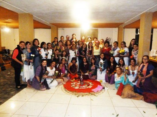 Círculo de sanación de la sexualidad ancestral, Puebla- México