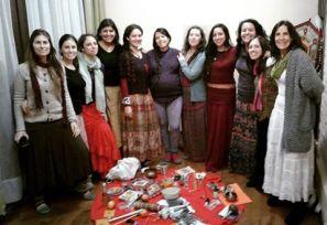 Seminario Sexualidad Ancestral, Talca