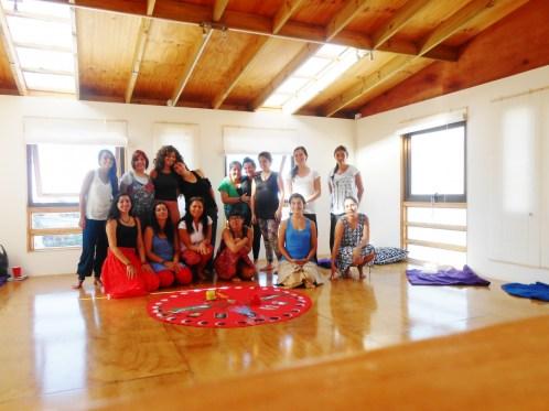 Seminario Sanación Femenina- Valparaiso