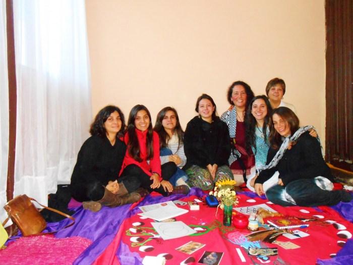 Seminario Sanación Femenina- Talca