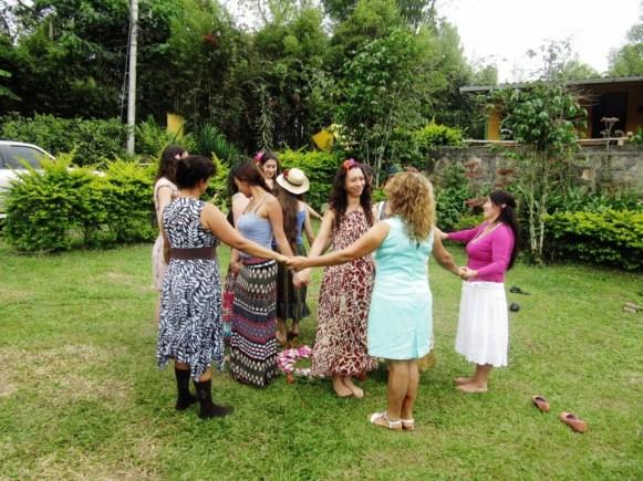 "Retiro ""Renace la Mujer Sagrada"" Cundinamarca- Colombia"