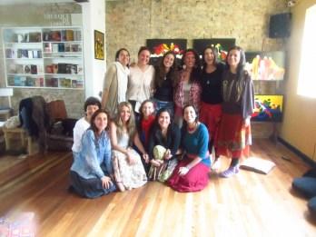 Seminario Sexualidad Sagrada, Bogotá- Colombia