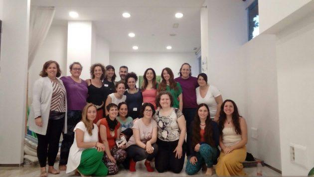 Taller sanación linaje materno, Murcia- España