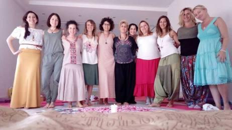 Training sanación memorias uterinas, Barcelona- España