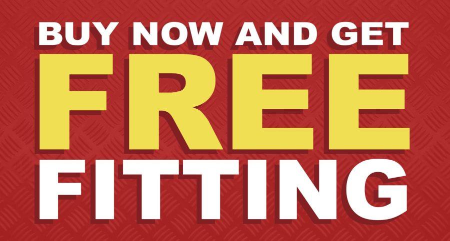 Free Fitting