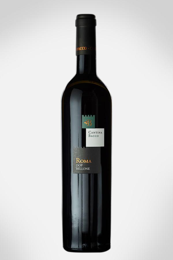 bellone vino bianco cantina bacco