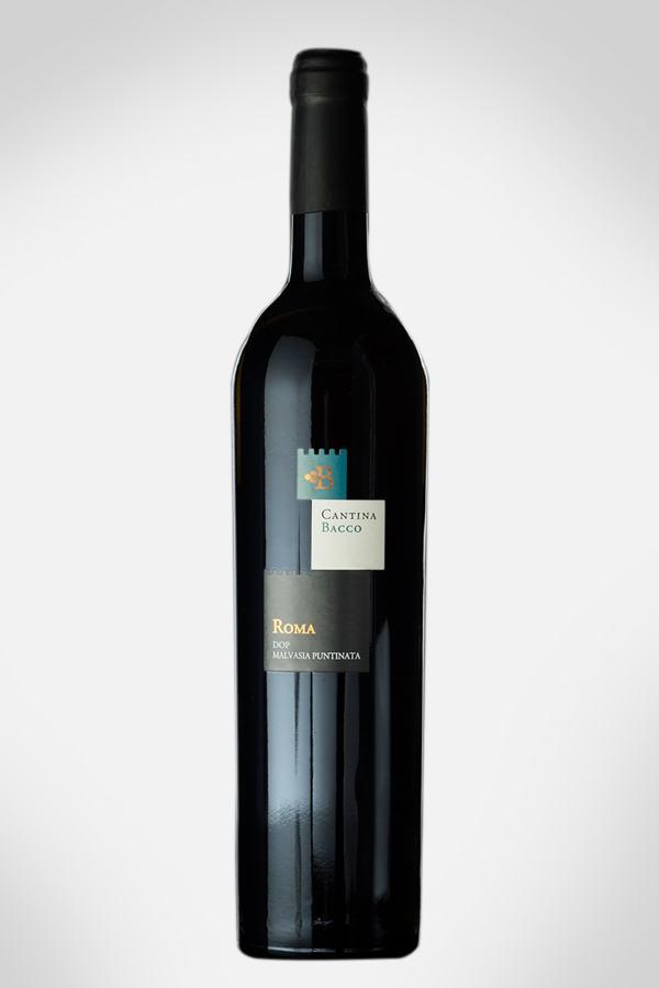 malvasia puntinata wine lazio cantina bacco