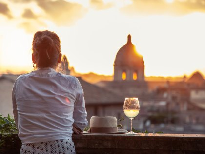 """A tavola con i vini """"stellari"""" di Cantina Bacco"""