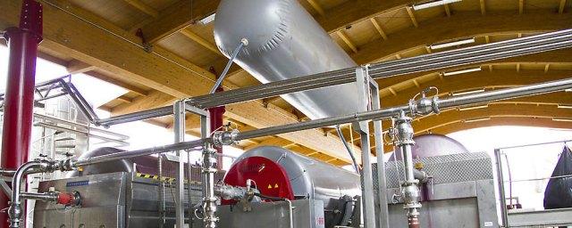 Macchine per la pressature delle uve