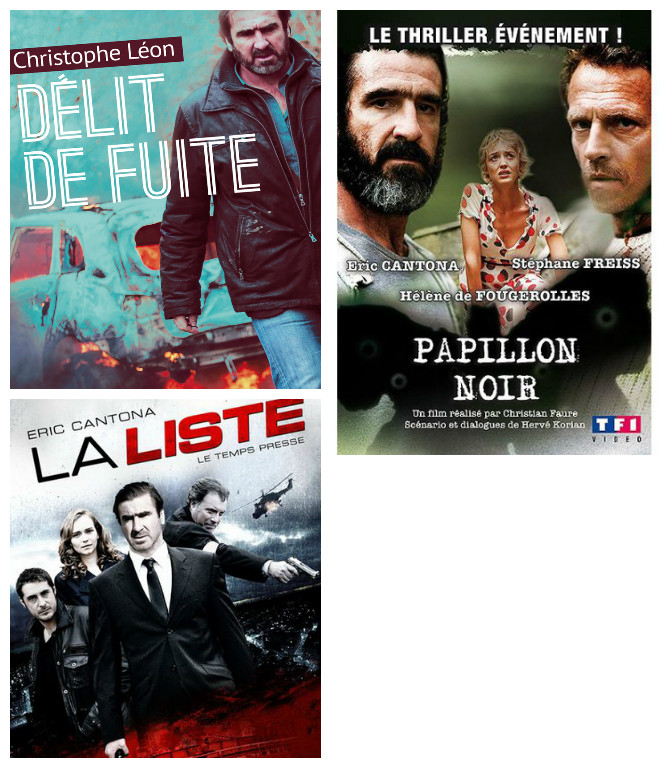 See eric cantona full list of movies and tv shows from their career. Filmographie D Eric Cantona Canto Bros Production