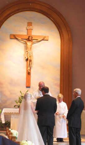 Sacramento Do Matrimonio Catolico : Import ncia e dignidade do sacramento do matrimônio u ritual