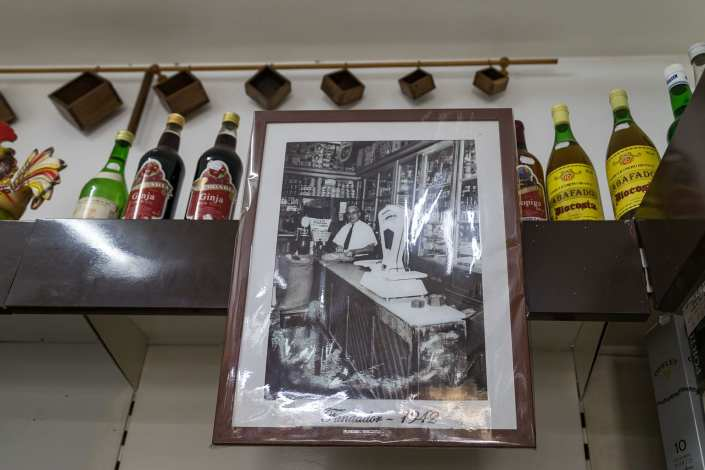 Mercearia do Galo grocery in Porto