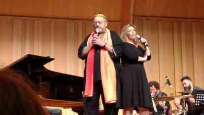 Alberto Mizrahi and Alisa Pomerantz-Boro