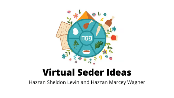 Virtual Seder Webinar Replay Now Available