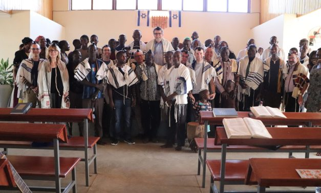 Musical Mission Captured in New Abayudaya Haggadah
